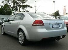 2012 Holden Commodore VE II MY12.5 Z Series Silver 6 Speed Sports Automatic Sedan Sunbury Hume Area Preview