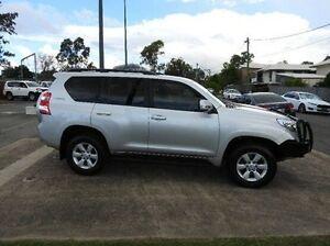 2014 Toyota Landcruiser Prado KDJ150R MY14 GXL Silver 5 Speed Sports Automatic Wagon Morningside Brisbane South East Preview