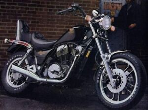 Honda Shadow VT750 1983 1984 1985