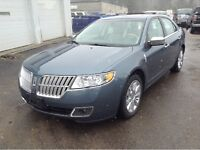 2011 Lincoln MKZ 4dr Sdn FWD