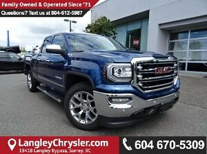 2016 GMC Sierra 1500 SLT *Accident free* One owner* Local*