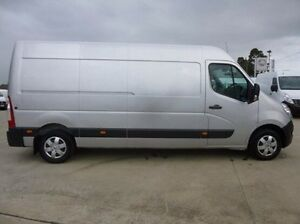 2012 Renault Master Grey Seq Manual Auto-Clutch Van Coburg North Moreland Area Preview