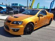 2009 Holden Special Vehicles Maloo E Series 2 R8 Orange 6 Speed Manual Utility Dandenong Greater Dandenong Preview
