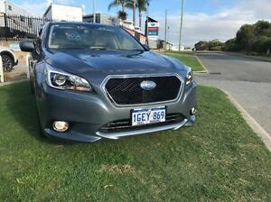 2017 Subaru Liberty B6 MY17 3.6R CVT AWD Grey 6 Speed Constant Variable Sedan Mandurah Mandurah Area Preview
