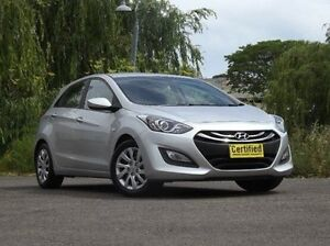 2014 Hyundai i30 GD2 Active Silver 6 Speed Sports Automatic Hatchback Old Reynella Morphett Vale Area Preview