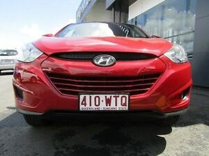 2013 Hyundai ix35 Red Sports Automatic Wagon Earlville Cairns City Preview