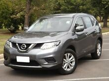 2015 Nissan X-Trail  Grey Constant Variable Wagon Medindie Gardens Prospect Area Preview