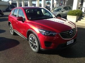 2016 Mazda CX-5 KE1022 Grand Touring SKYACTIV-Drive i-ACTIV AWD Red 6 Speed Sports Automatic Wagon Bridgewater Adelaide Hills Preview