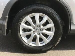 2012 Honda CR-V RM VTi Silver 5 Speed Automatic Wagon Morwell Latrobe Valley Preview