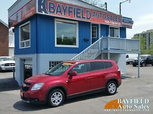 2012 Chevrolet Orlando LT **7 Passenger/Remote Start/Heated Seat
