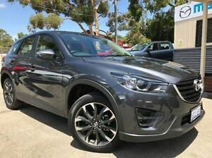 2016 Mazda CX-5 KE1022 Grand Touring SKYACTIV-Drive AWD Grey 6 Speed Sports Automatic Wagon Melville Melville Area Preview