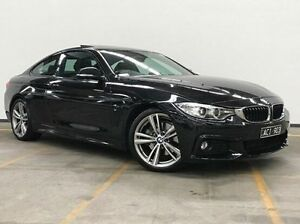 2014 BMW 428i F32 M Sport Black 8 Speed Sports Automatic Coupe Brooklyn Brimbank Area Preview