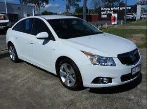 2013 Holden Cruze JH Series II MY13 Equipe White 6 Speed Sports Automatic Sedan Morningside Brisbane South East Preview