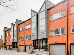 Incredible 3-Storey 3-Bed Spacious Townhome Lctd @ Woodbine Ave