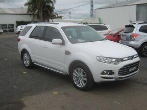 2014 Ford Territory SZ TS Seq Sport Shift White 6 Speed Sports Automatic Wagon Dubbo Dubbo Area Preview