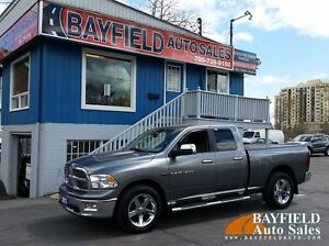 2012 Ram 1500 Big Horn Quad Cab 4x4 **5.7L HEMI/Remote Start**