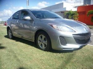 2013 Mazda 3 BL10F2 MY13 Neo Activematic Grey 5 Speed Sports Automatic Sedan Townsville Townsville City Preview