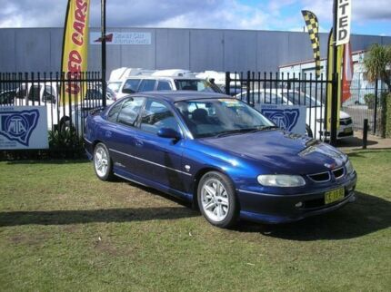 1998 Holden Commodore VT SS Blue 4 Speed Automatic Sedan Minto Campbelltown Area Preview