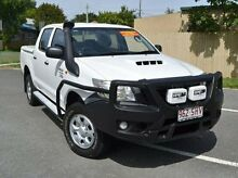 2012 Toyota Hilux KUN26R MY12 Workmate Double Cab White 4 Speed Automatic Utility Kedron Brisbane North East Preview