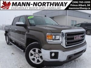 2014 GMC Sierra 1500 SLT | Z71, Remote Start, Cruise, Leather.