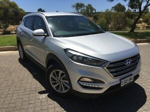 2015 Hyundai Tucson TLE Elite D-CT AWD Silver 7 Speed Sports Automatic Dual Clutch Wagon Ingle Farm Salisbury Area Preview
