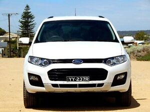 2015 Ford Territory SZ MkII Titanium Seq Sport Shift White 6 Speed Sports Automatic Wagon Christies Beach Morphett Vale Area Preview