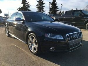 2011 Audi S4 Loaded! B&O●Gps●DVD●WARRANTY! E-Tested & Certified!