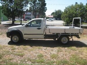 2004 Holden Rodeo RA LX White 5 Speed Manual Cab Chassis Beverley Charles Sturt Area Preview