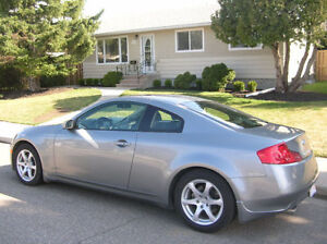WOW, Super LOW KMS - 2007 Infiniti G35 Coupe (2 door) - PRISTINE