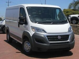 2016 Fiat Ducato Series 4 Low Roof MWB Comfort-matic White 6 Speed Sports Automatic Single Clutch Spearwood Cockburn Area Preview