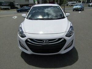 2013 Hyundai i30 GD Active White 6 Speed Sports Automatic Hatchback Cardiff Lake Macquarie Area Preview