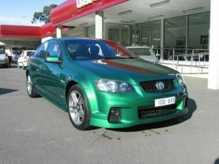 2010 Holden Commodore VE II SS Poison Ivy 6 Speed Manual Sedan Berwick Casey Area Preview
