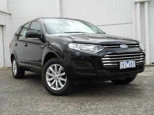 2016 Ford Territory SZ MkII TX Seq Sport Shift Black 6 Speed Sports Automatic Wagon Bundoora Banyule Area Preview