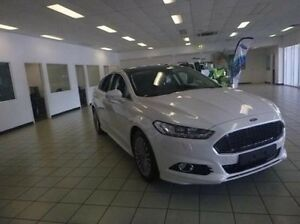 2014 Ford Mondeo MC Titanium PwrShift TDCi White 6 Speed Sports Automatic Dual Clutch Hatchback Berrimah Darwin City Preview