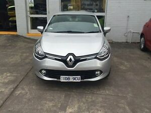 2016 Renault Clio X98 Series IV Expression EDC Grey 6 Speed Sports Automatic Dual Clutch Hatchback Croydon Maroondah Area Preview