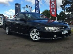 2003 Holden Ute Black Automatic Utility Hoppers Crossing Wyndham Area Preview
