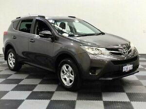 2013 Toyota RAV4 ZSA42R GX 2WD Grey 7 Speed Constant Variable Wagon Edgewater Joondalup Area Preview