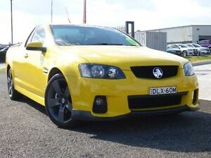 2011 Holden Ute VE II SS Thunder Yellow 6 Speed Sports Automatic Utility Singleton Singleton Area Preview