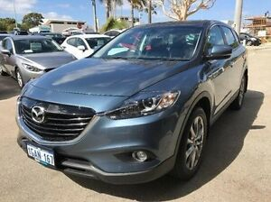 2015 Mazda CX-9 TB10A5 Luxury Activematic AWD Blue 6 Speed Sports Automatic Wagon Melville Melville Area Preview