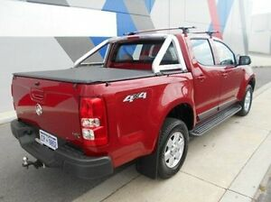 2015 Holden Colorado RG MY16 LS-X Crew Cab Red 6 Speed Manual Utility Bunbury Bunbury Area Preview