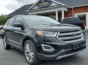 2015 Ford Edge Titanium AWD, Leather Heated Seats, NAV, LOADED