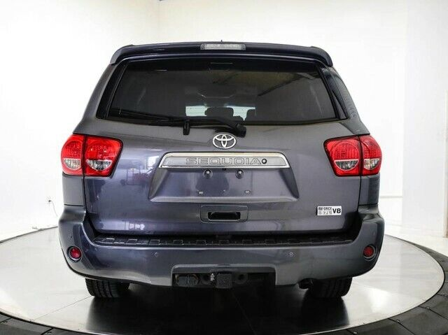 Image 4 Voiture American used Toyota Sequoia 2016