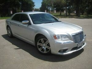 2012 Chrysler 300 LX MY13 C Silver 5 Speed Sports Automatic Sedan Elizabeth Playford Area Preview