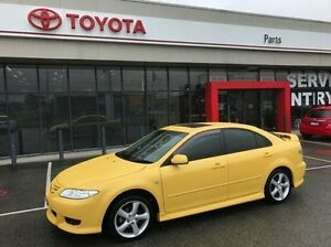 2005 Mazda 6 GG1032 Luxury Yellow 5 Speed Sports Automatic Sedan Mornington Mornington Peninsula Preview