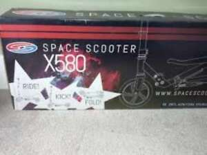 Space Scooter X580 - Brand new in Box