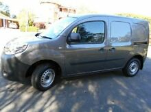 2015 Renault Kangoo X61 Phase II Grey 4 Speed Automatic Van Berwick Casey Area Preview