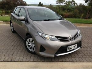 2014 Toyota Corolla ZRE182R Ascent S-CVT Bronze 7 Speed Constant Variable Hatchback Ingle Farm Salisbury Area Preview