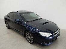 2006 Subaru Liberty GT AWD Spec.B Blue 5 Speed Sports Automatic Sedan Braeside Kingston Area Preview