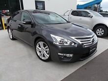 2014 Nissan Altima  Grey Constant Variable Sedan Burwood Whitehorse Area Preview