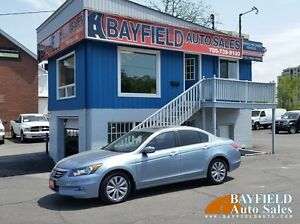 2011 Honda Accord EX-L V6 Sedan **Leather/Sunrrof/Remote Start**